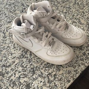 Nike Air Force Mid tops